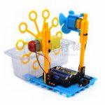SNP63 DIY泡泡机视频安装教程